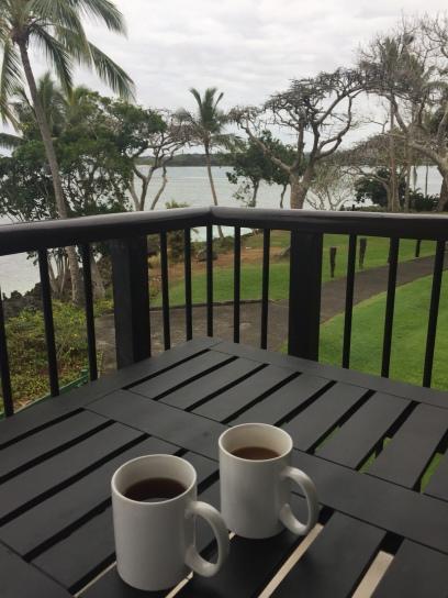Morning Tea Fiji