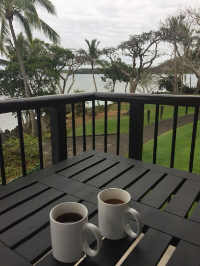 Morning Tea Fiji