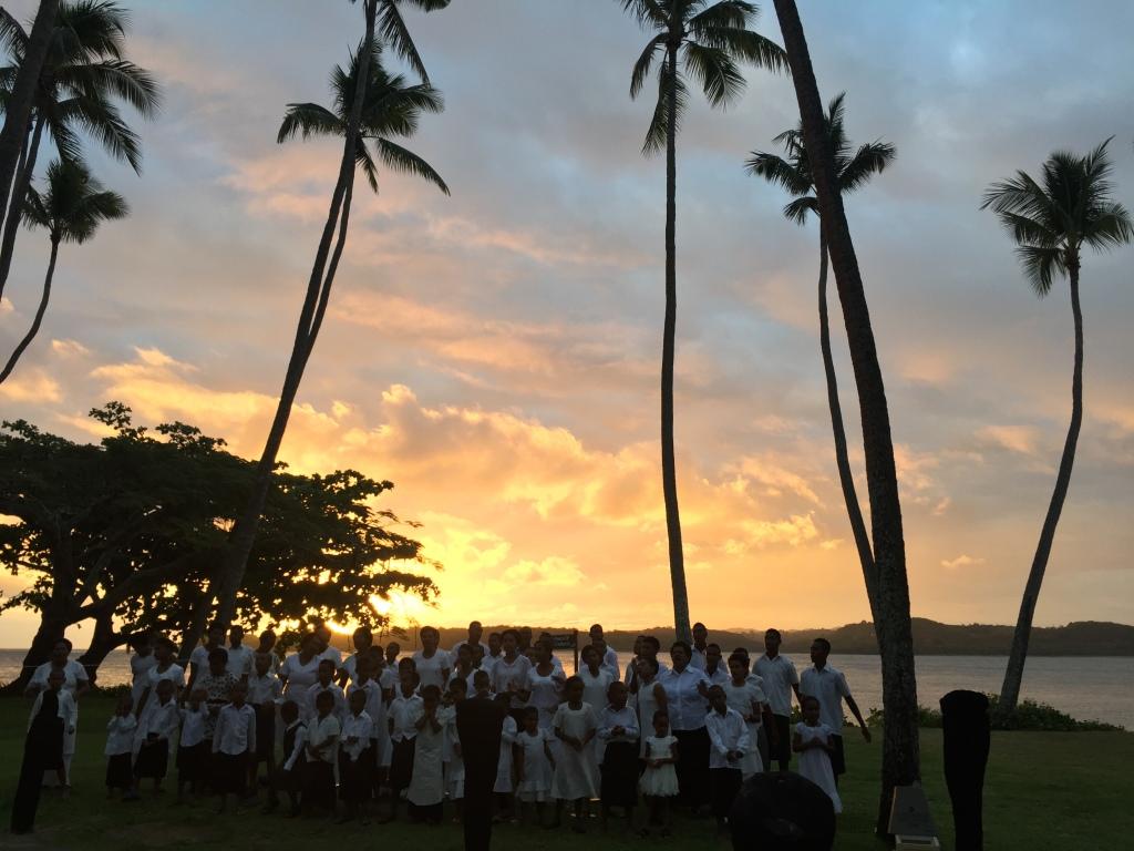 Sunday School Choir Fiji