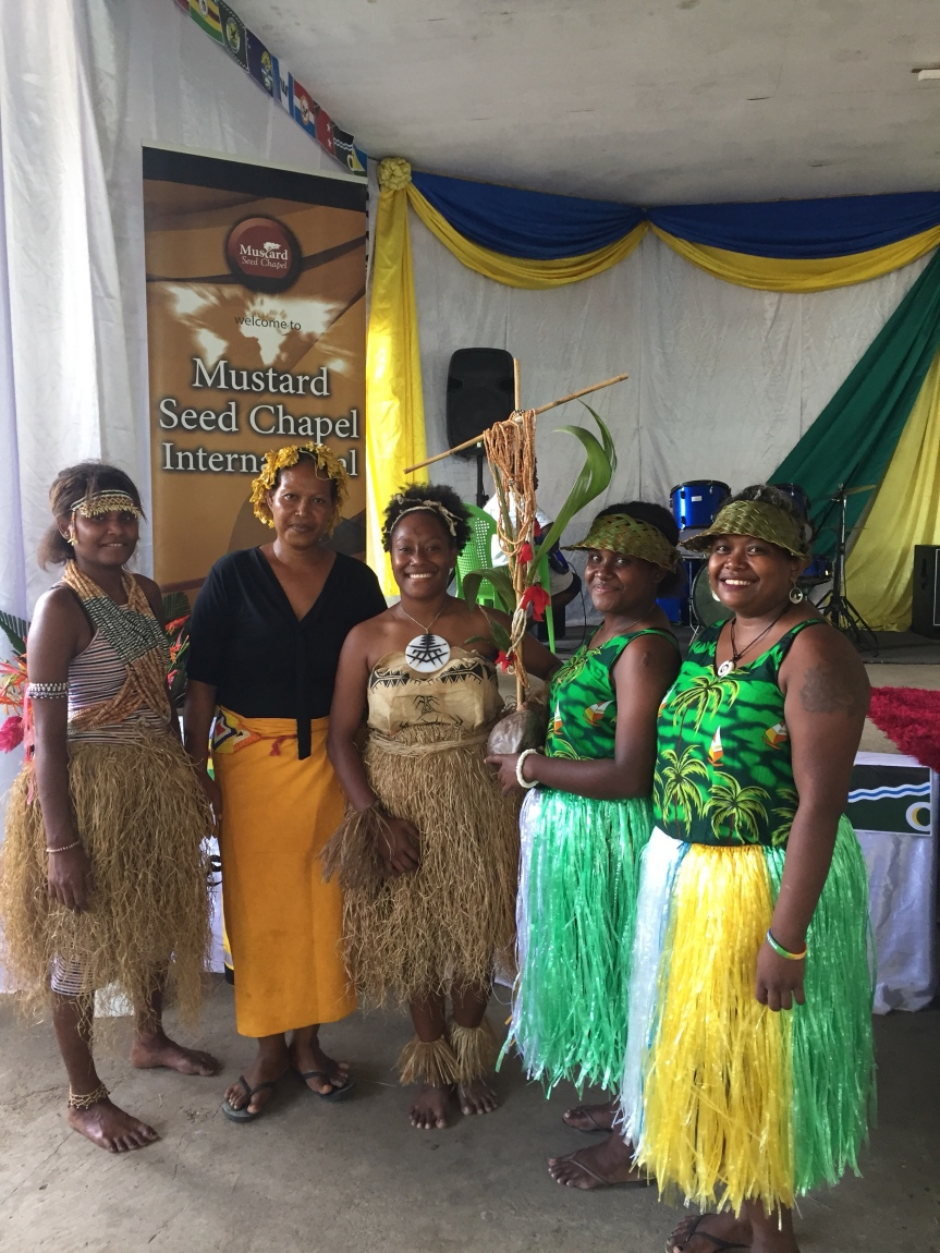 A Taste of the Island Cultures