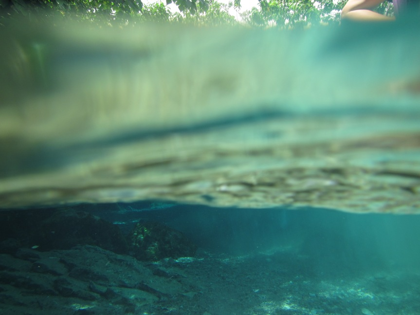 Mbonege River Springs